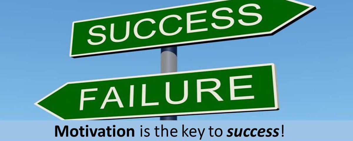 Motivation: The Key To Success