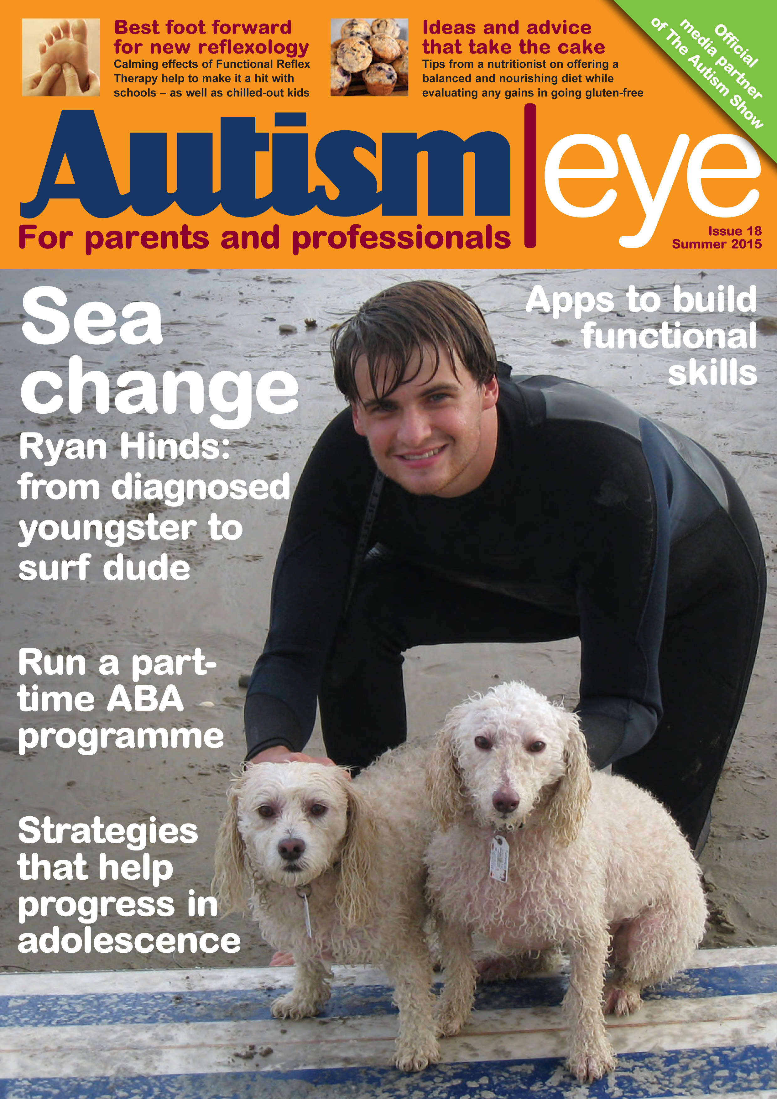Ryans Story in Autism Eye Magazine Autism and TreatmentAutism